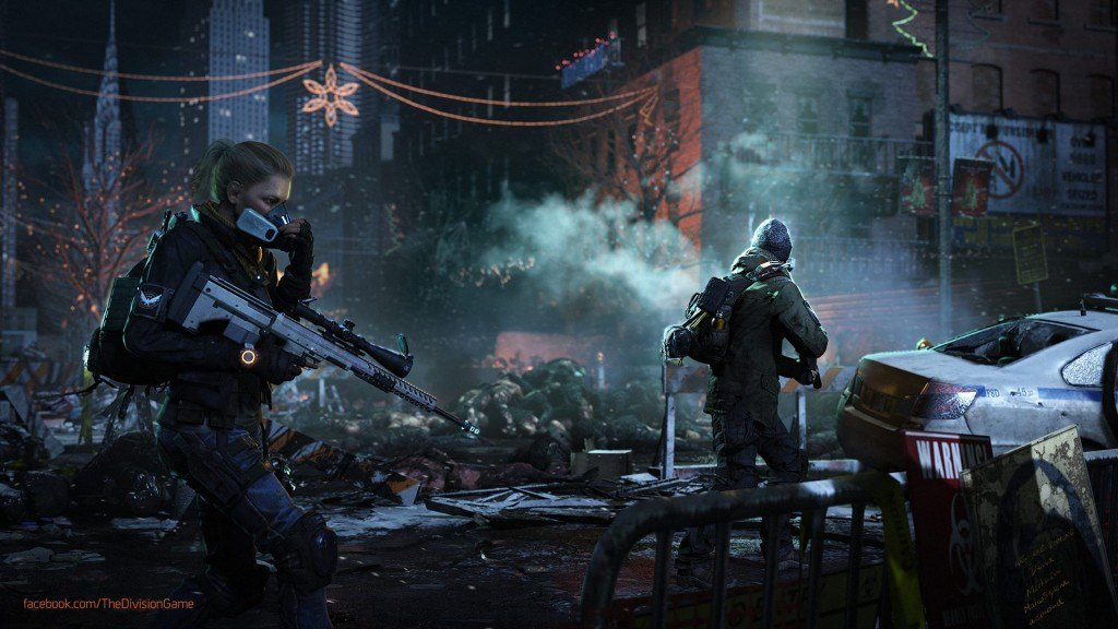 The Division - Female Protagonist