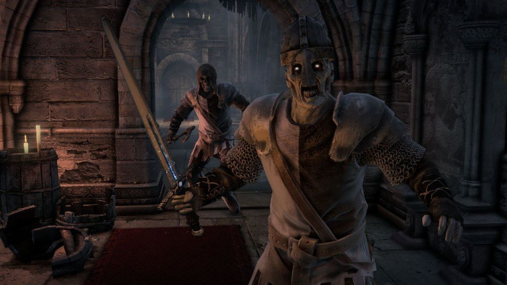 Hellraid Switches to Chrome Engine 6, Coming to PC, PS4 and Xbox One