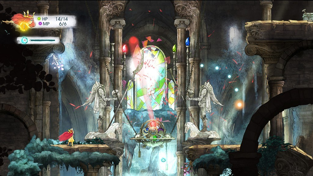 Child of Light Lemurian Requests 'Grassroot' Guide