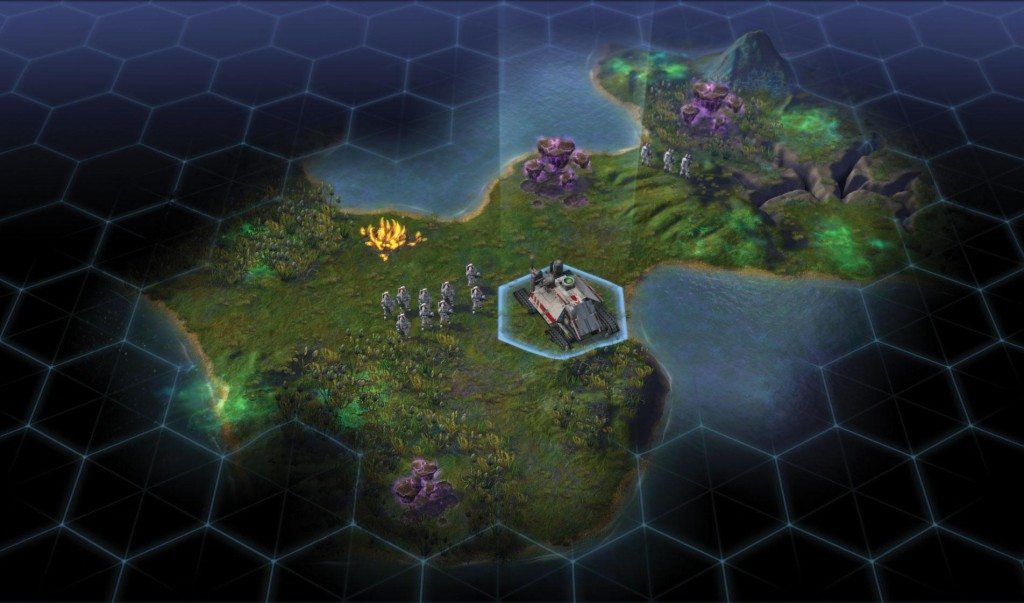 Civilization: Beyond Earth Lead Designers Tease What Forced Humanity To Move To Stars