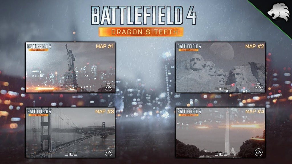 Battlefield 4 Dragon's Teeth DLC Weapons and Gadgets Discovered in Patch Files