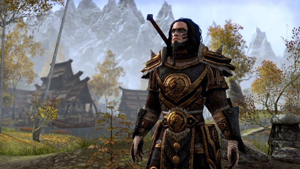 ESO Dragon Knight
