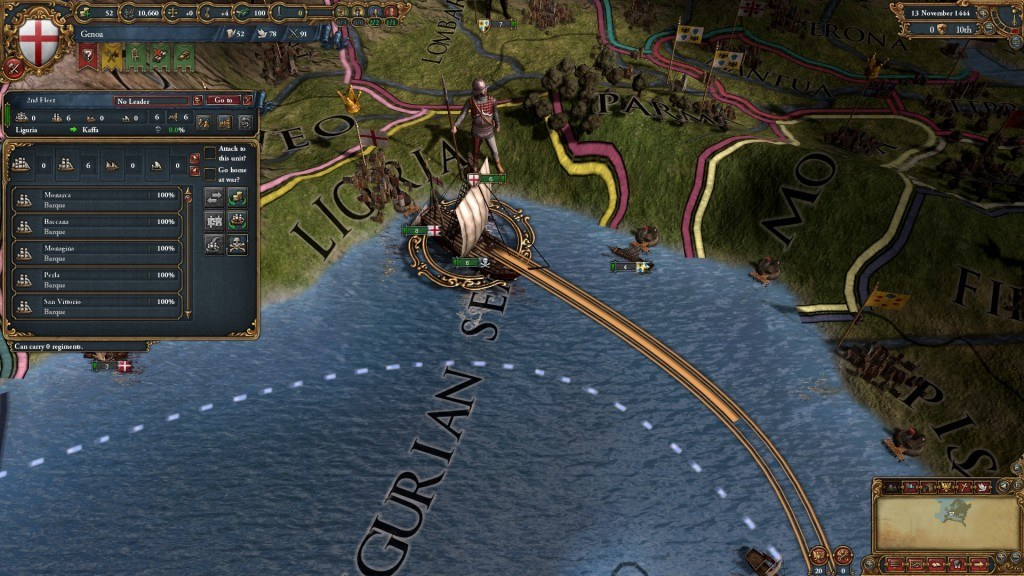 Europa Universalis IV Wealth of Nations Preorders Up