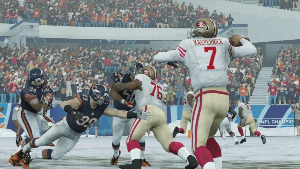 Madden NFL 15 Connected Franchise Returns With Changes to Player Progression and Game Preparation