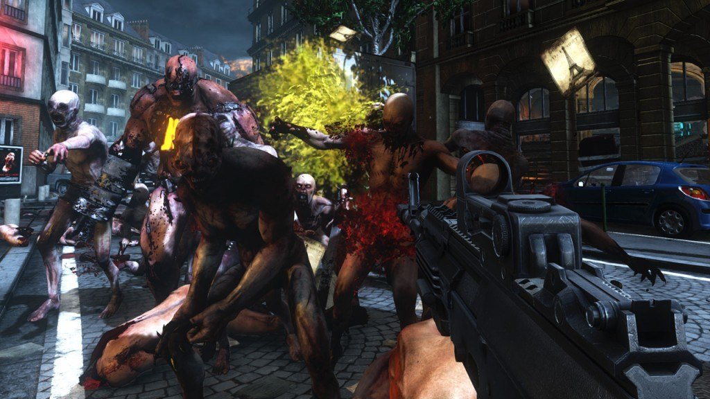 Killing Floor 2 Developers Talk About The Most Advanced Gore System Ever