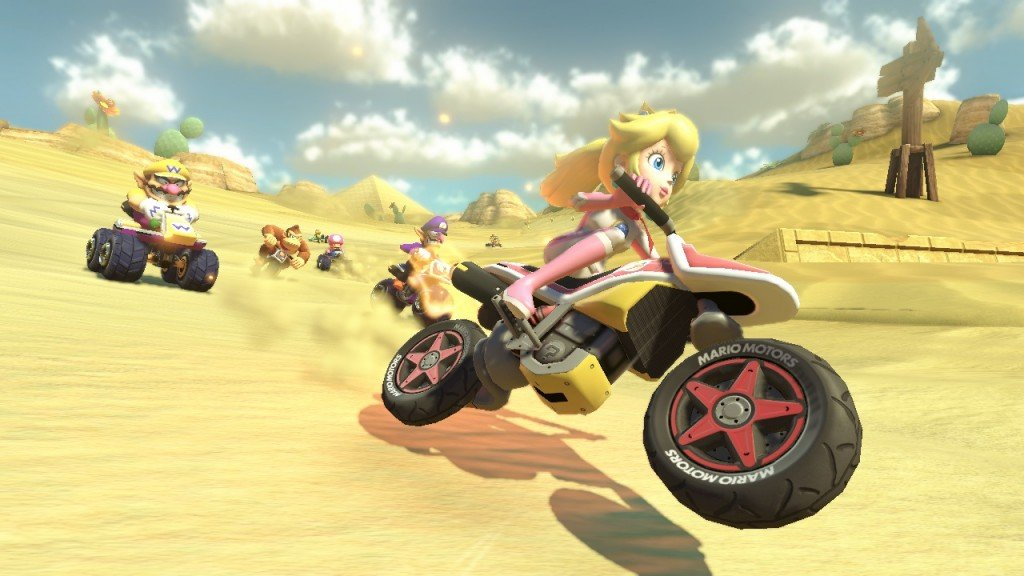 Mario Kart 8 Character Stats Detailed - Speed, Handling, Weight, Grip and Acceleration