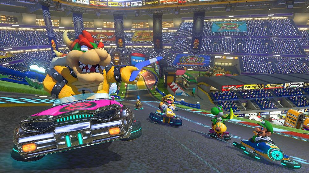 Mario Kart 8 Leaf Cup Guide - Track Tips, Shortcuts, Items and Antigravity