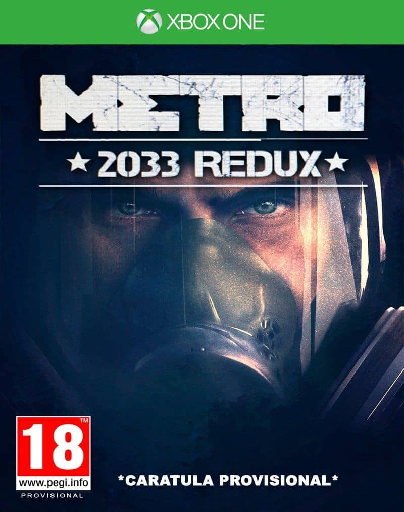Metro 2033 Redux Listed on Amazon, Coming Out on August 28?