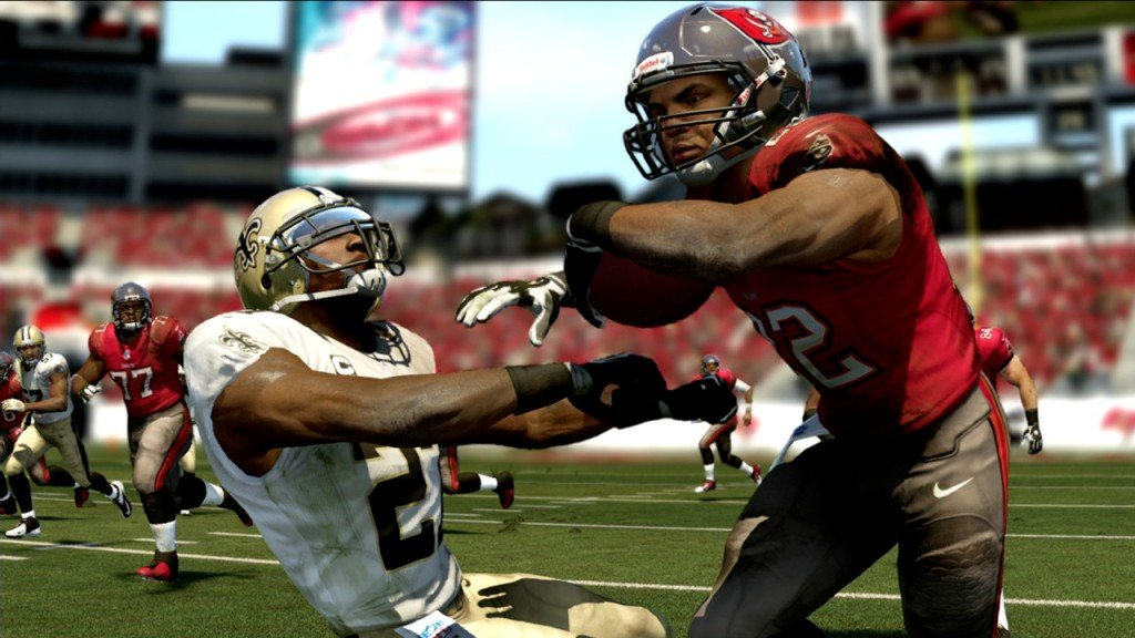 EA Sports Madden NFL Tweets Image of New Cleveland Browns Runners