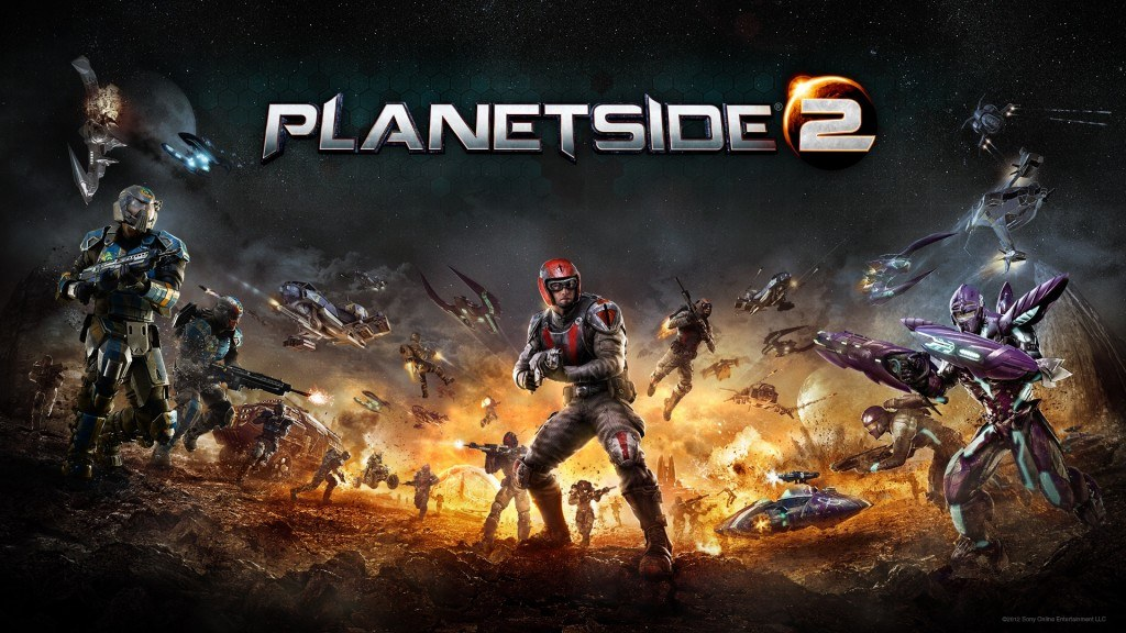Planetside 2 Closed Beta For PS4 Beginning On 20th January, Sign-Up Now