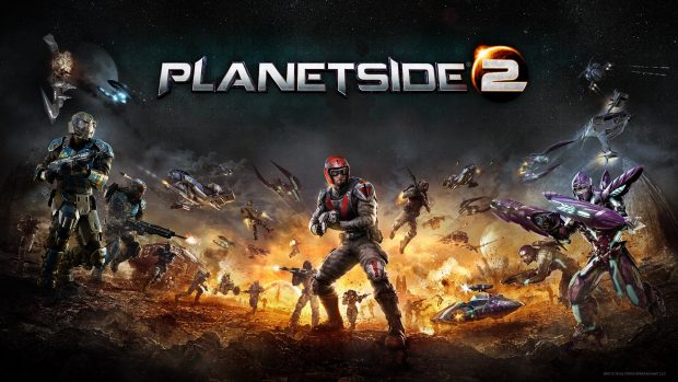 Daybreak Games Announces Planetside Arena, A 500 Player Battle Royale