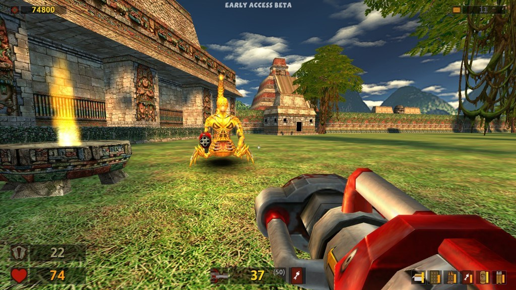 Serious Sam Classics: Revolution Now On Early Access