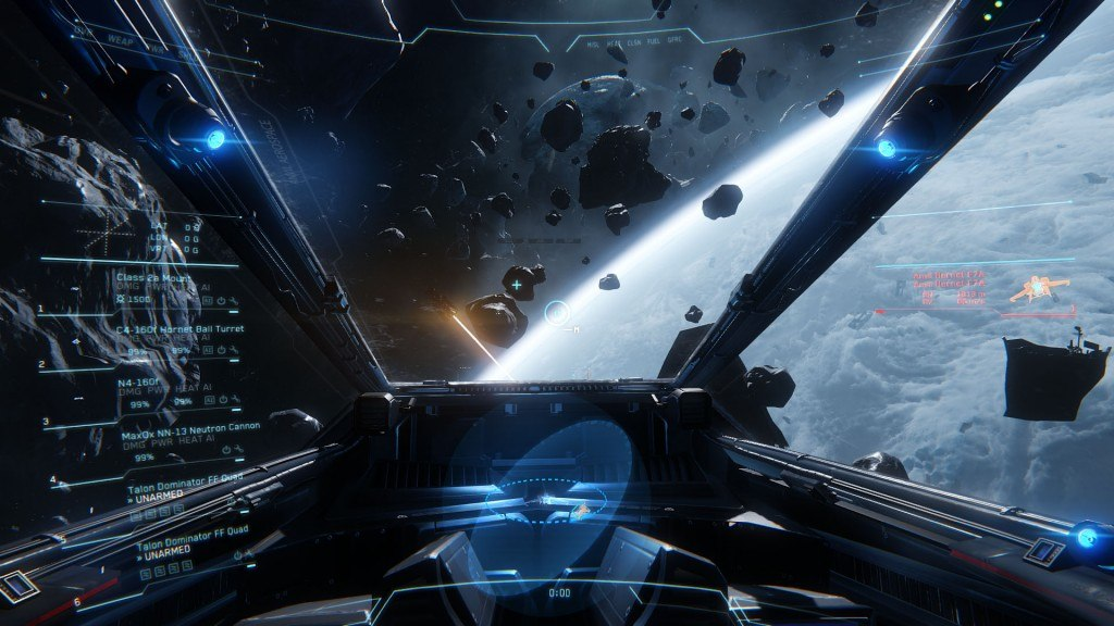 Mining in Star Citizen is Complex and Dangerous