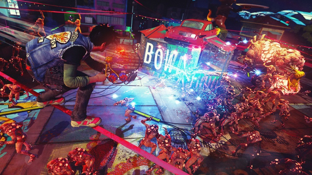 Sunset Overdrive Neon Signs Locations Map 'What's Your Sign' Guide
