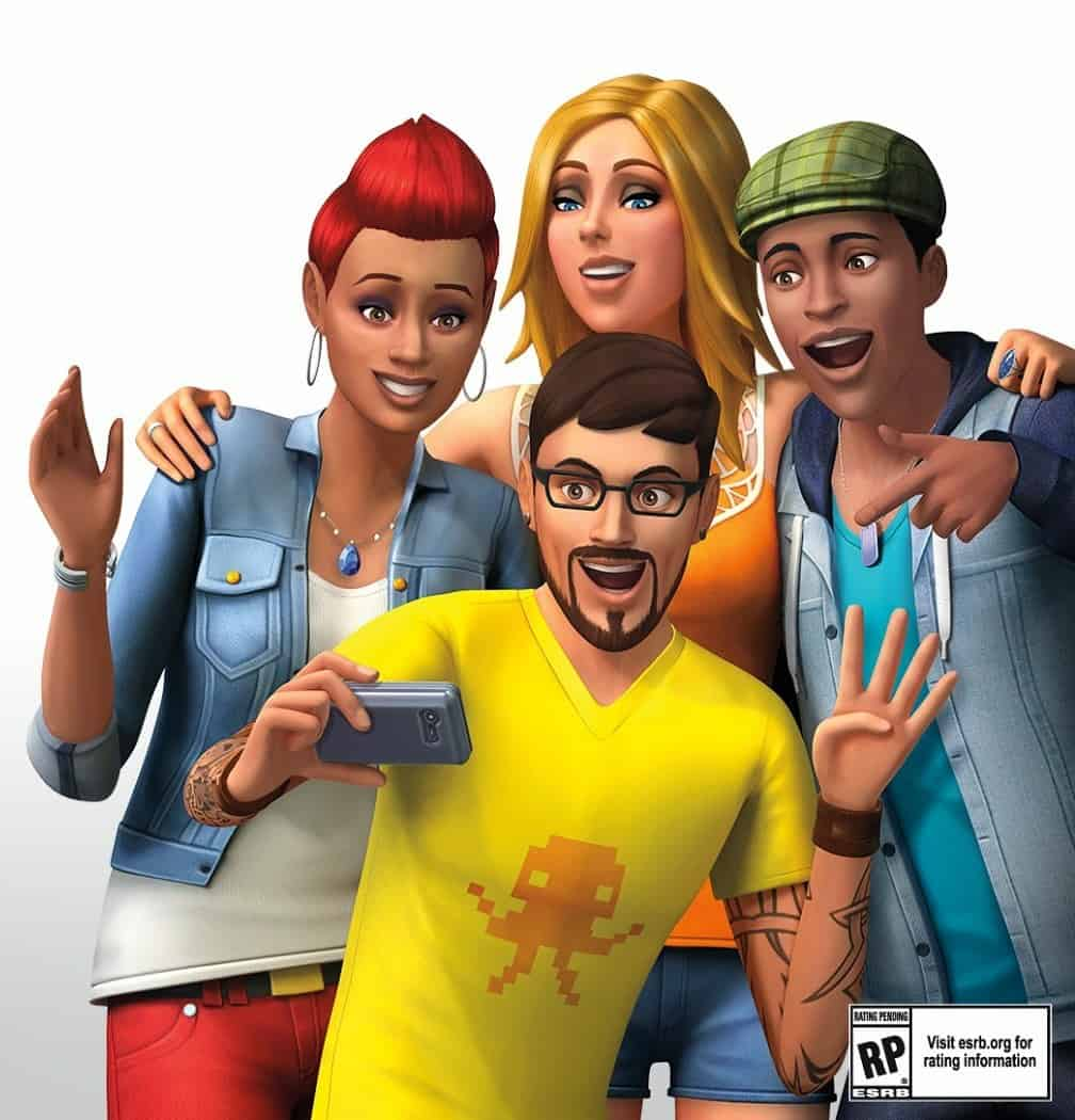 The SIMS 4 (1)