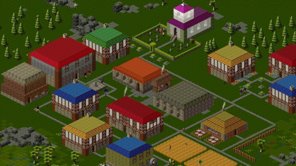 Steam Sim Towns Abandons Development Due To Low Sales