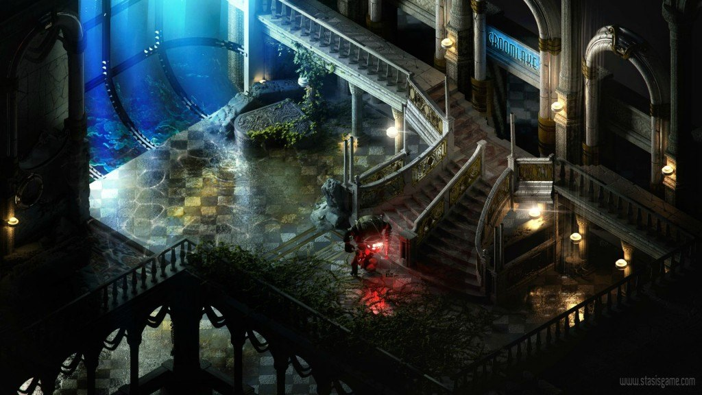 Bioshock Reimagined As An Isometric RPG
