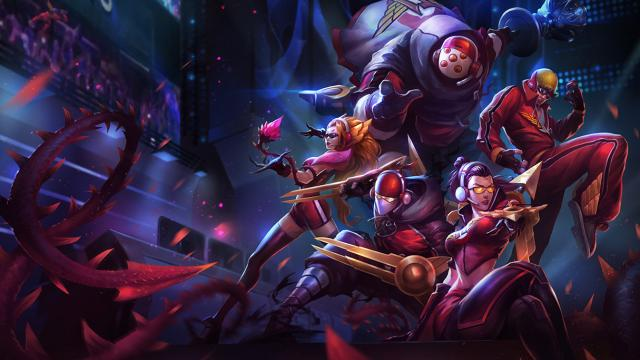 League of Legends Finally Gets SKT T1 Season 3 World Champion Skins