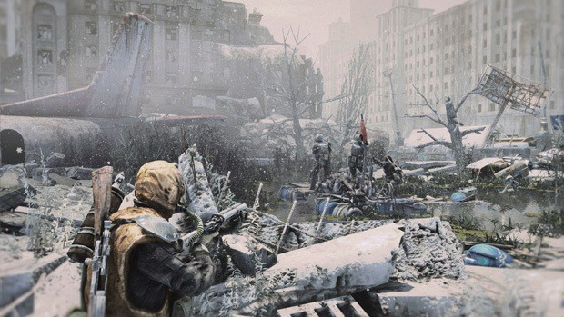 Xbox Deals With Gold Features Metro Redux Bundle on Xbox One
