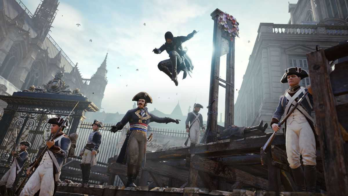Assassin's Creed: Unity 1