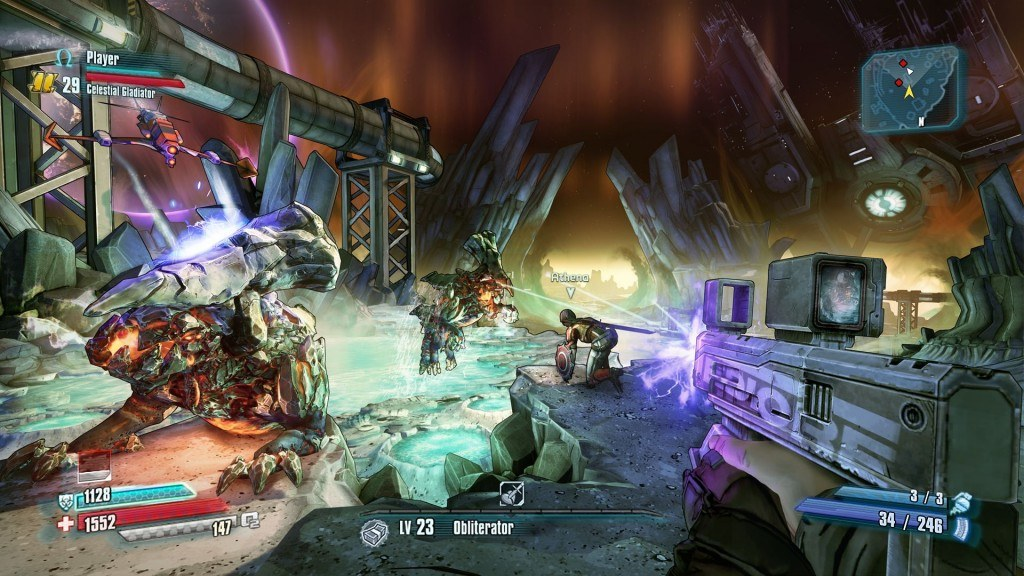 Borderlands: The Pre-Sequel Lasers and Laser Parts Guide