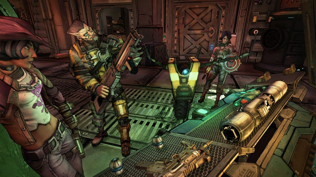 Borderlands 1 Will be Remastered Only if Handsome Collection Is Successful, Gearbox