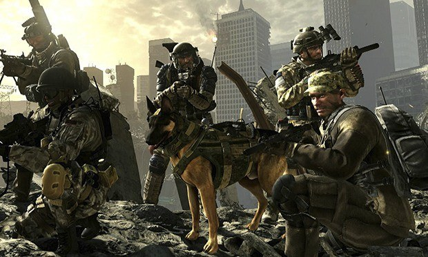 Double XP Coming for Call Of Duty: Ghosts and COD: Black Ops 2 Next Week