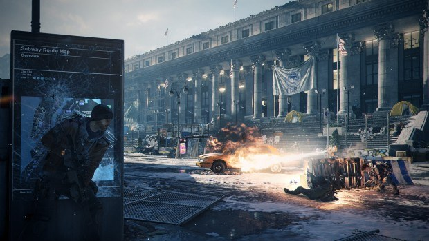 The Division update 1.3
