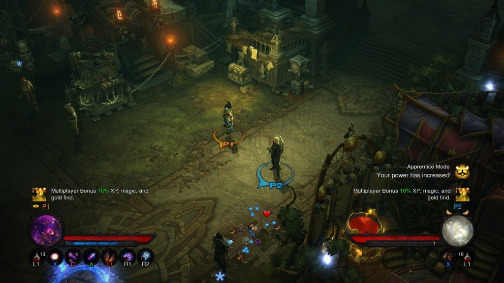 Diablo 3 Patch 2.1.0 Introduces The Vault and Loot Collecting Goblins