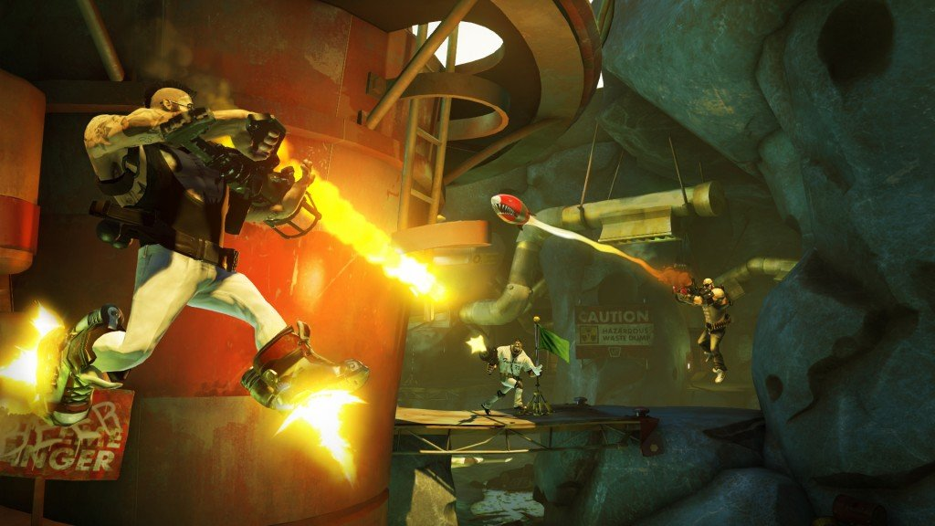 Loadout Coming to PlayStation 4 On January 1, 2015