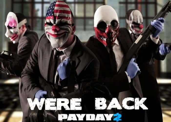 Payday 2 Big Bank Heist - How to Find and Hack Correct Computer