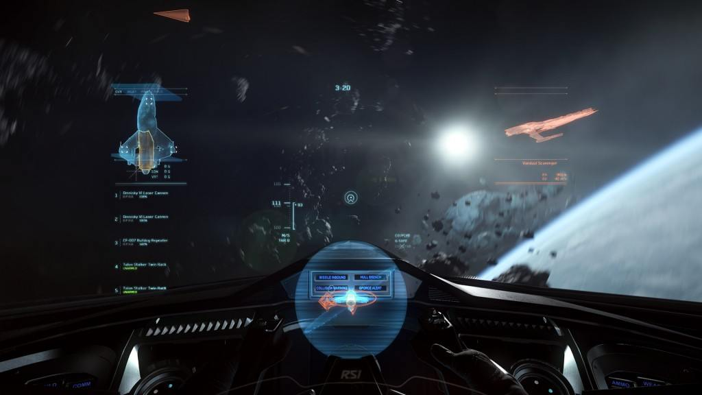 Reddit AMA for Star Citizen Reveals New Details About the FPS Module