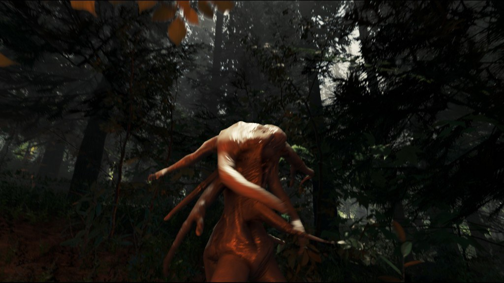 Early Access Survival Game The Forest Now Has Co-op