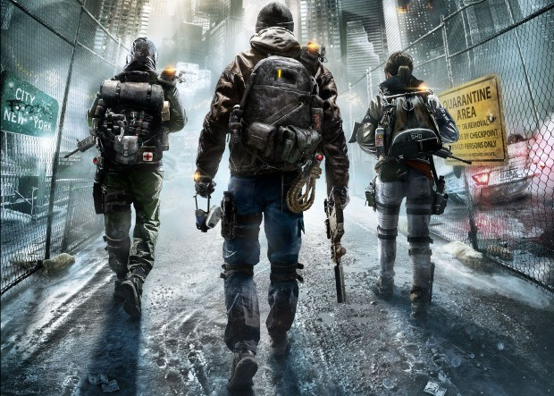 the division servers down