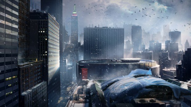 the division story