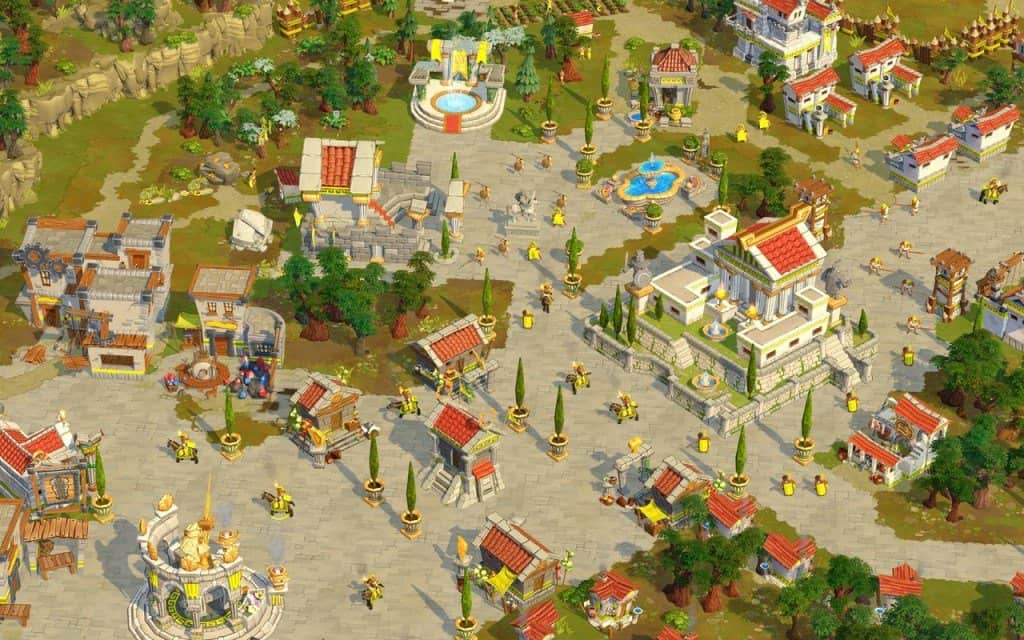 Age of Empires Online and PC Marketplace Shutting Down Today
