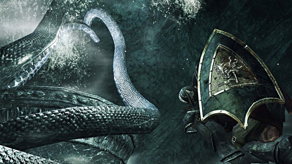 Dark Souls 2: Sunken King Armor, Weapons and Rings Locations