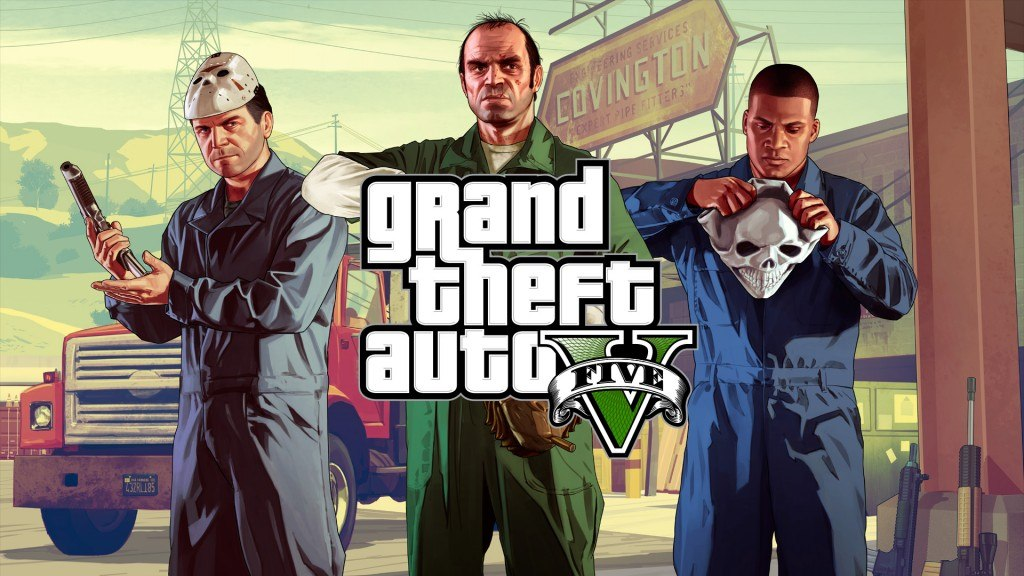 How About a GTA V PS4 Bundle? Amazon is Offering the Deal