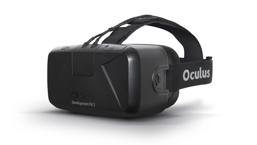 Oculus Rift Dev. Kit 2