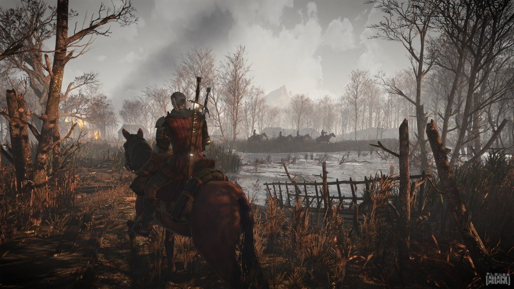 How Different The Witcher 3 PC Will be from PS4 and Xbox One?
