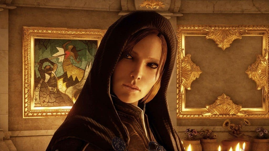 Dragon Age: Inquisition Features Dragons With Different Personalities