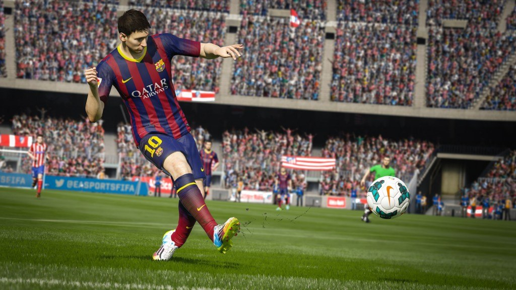 FIFA 15 Demo Will Feature 8 Teams and 2 Game Modes?
