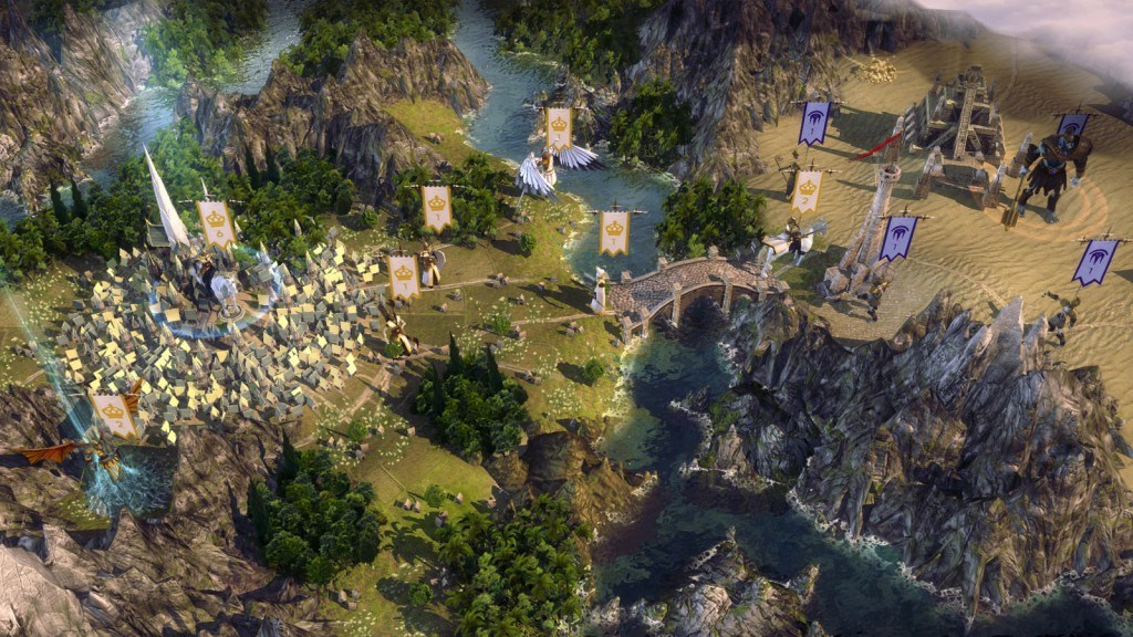 Age of Wonders III To Get Golden Realms Expansion