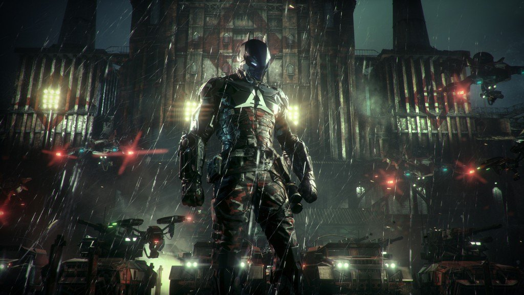 Batman Arkham Knight - The Design of the Man Behind the Mask