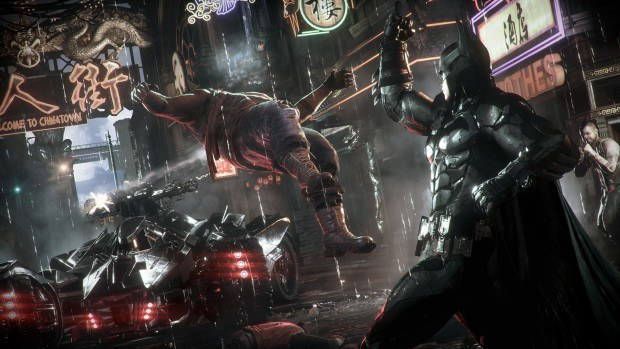 Batman Arkham Knight - Gamescom 4