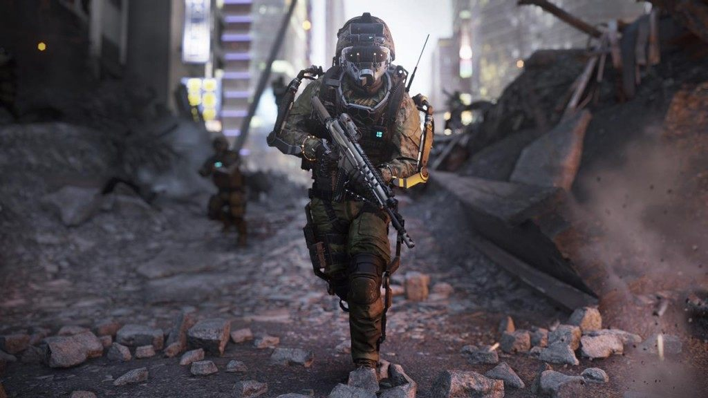 Call of Duty: Advanced Warfare Hardpoint Locations
