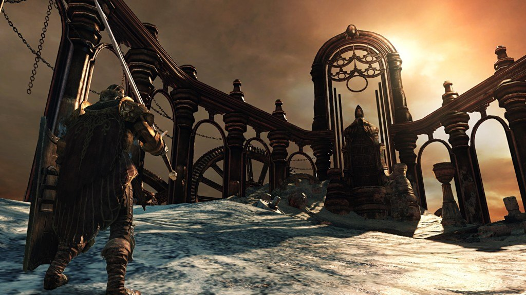 Dark Souls 2: 1 GB Patch Brings The Crown Of The Old Iron King DLC