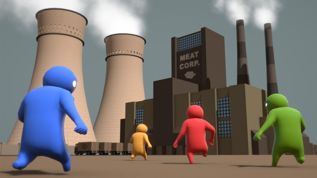 Double Fine Will Help Gang Beasts With Its Release