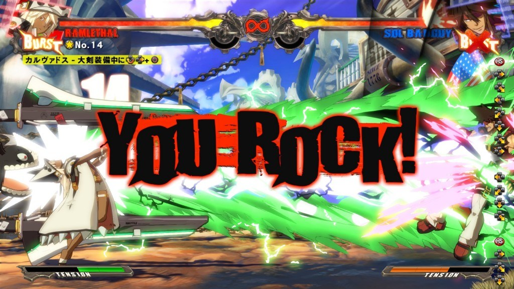 Guilty Gear Xrd [6]
