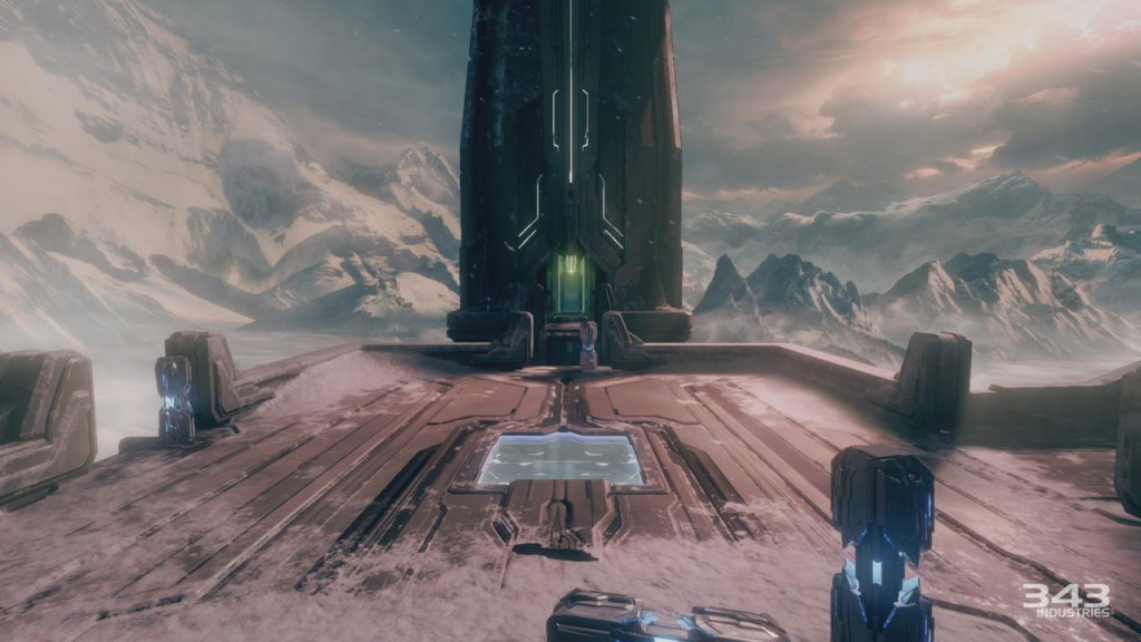 Halo 2 Lockout Map Revealed For Halo Master Chief Collection